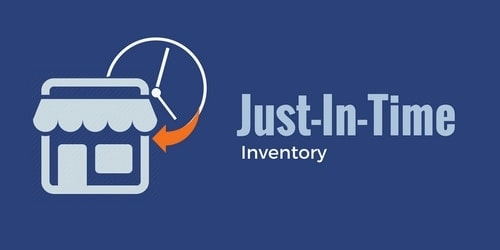 Just in Time Inventory - 1