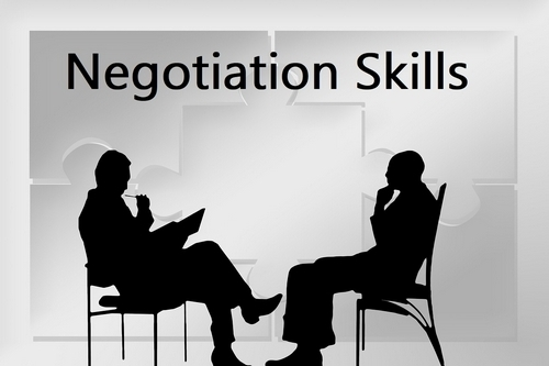 Negotiation skills - 1