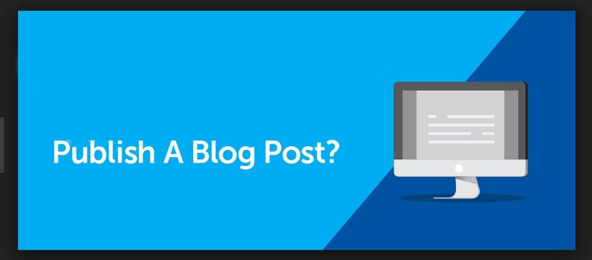 Publish a Blog - 5