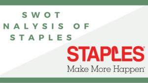 SWOT ANALYSIS OF STAPLES - 3