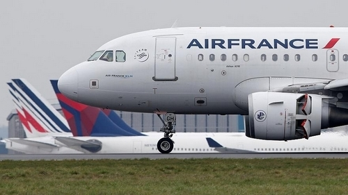 SWOT analysis of Air France - 2