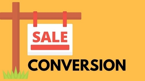 Sales Conversion - 1