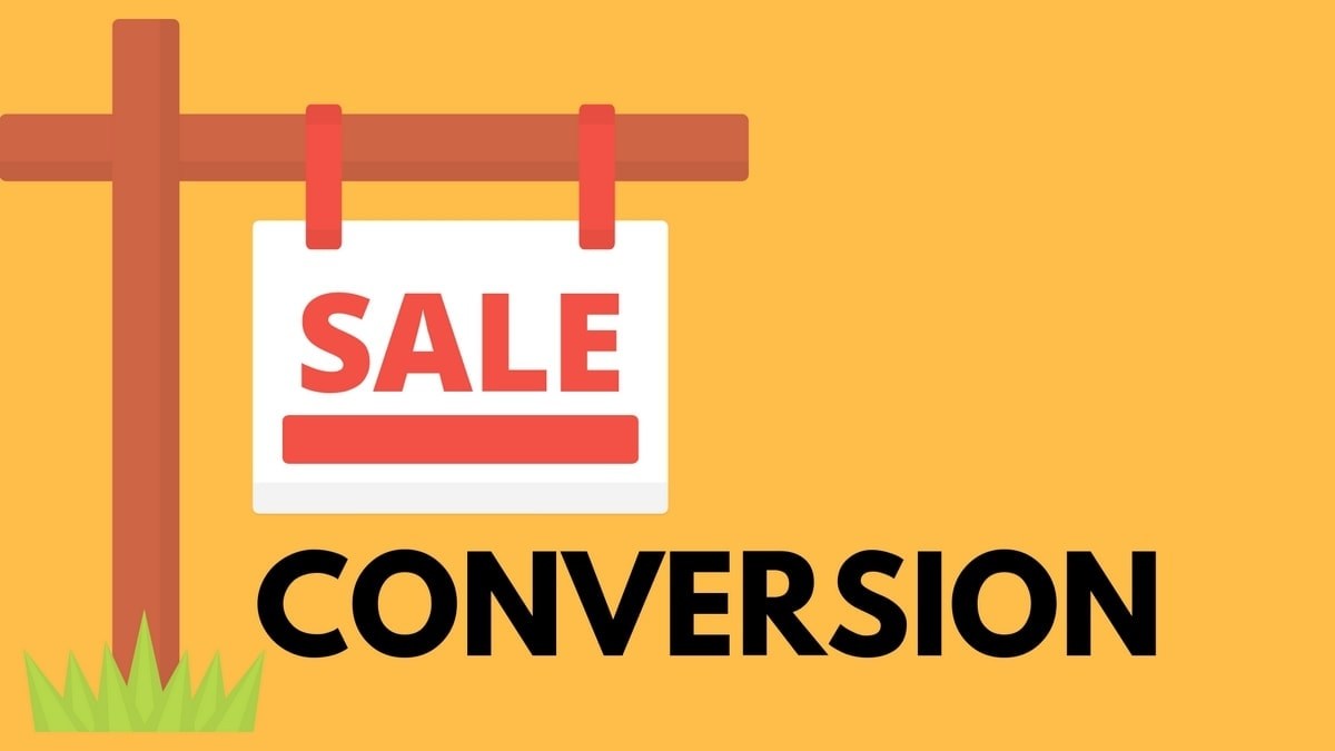 What is Sales Conversion? Process of Sales Conversion