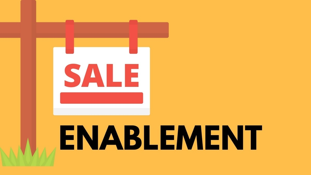 Sales Enablement - 3