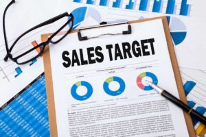 Sales Target - 3