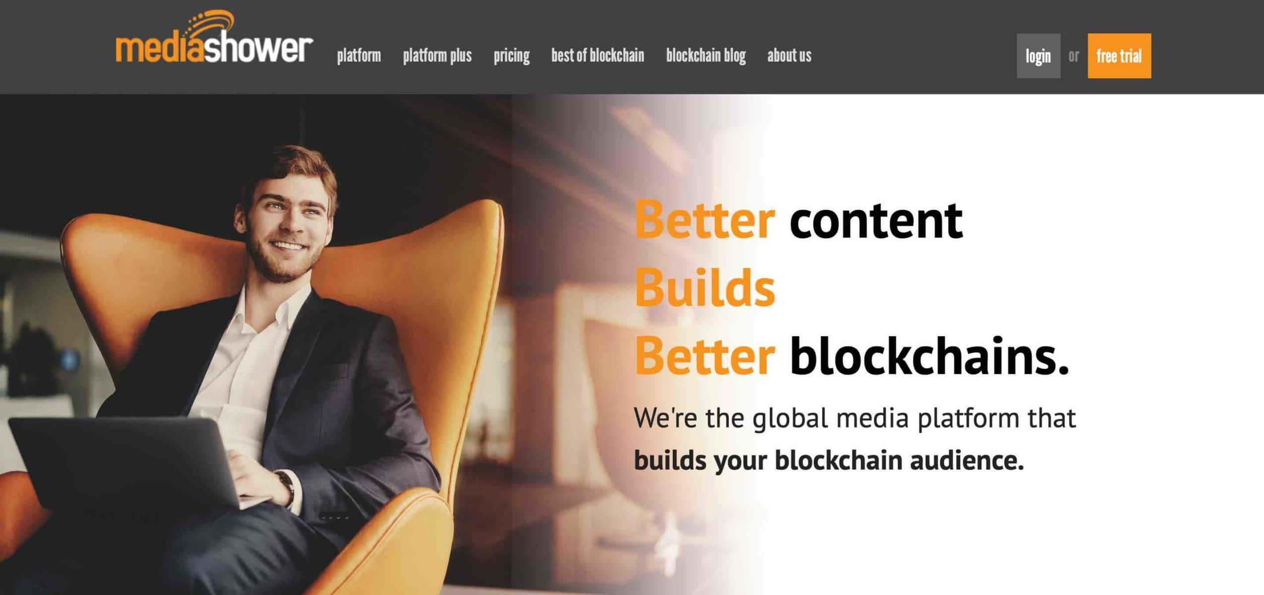 Better content Builds Better blockchains