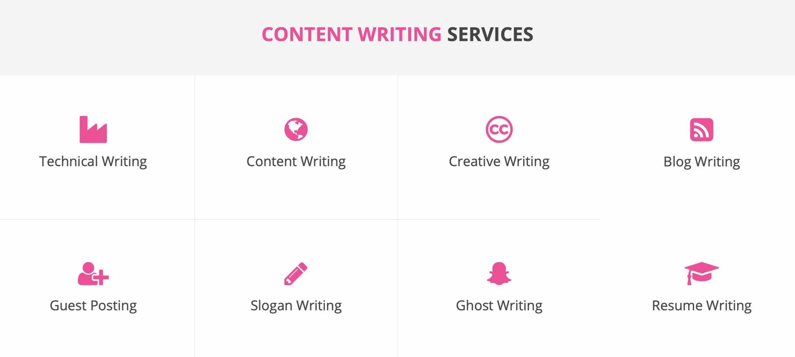 True Content Writing Company