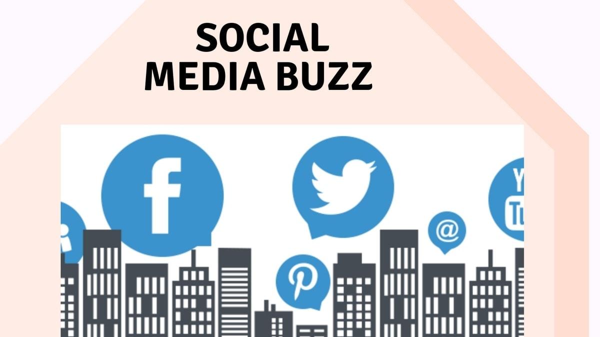 Social Media Buzz - 3