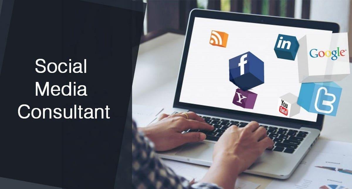 Social Media Consultant - 3