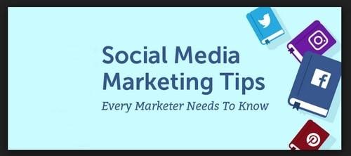 Social Media Marketing Tips - 2