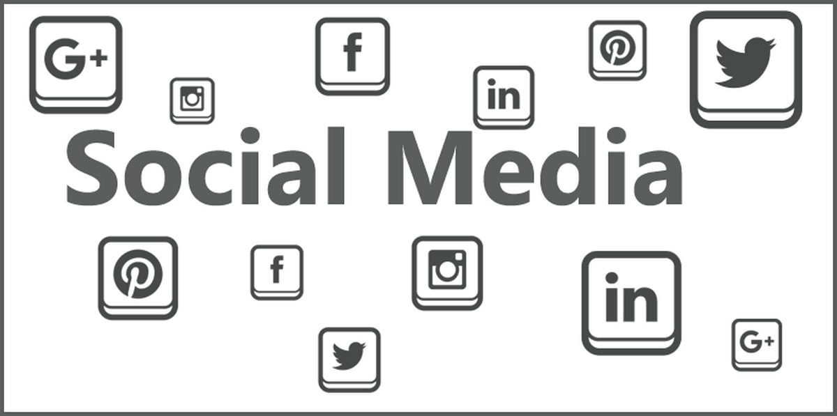 Which are the most popular Social Media Sites of the World
