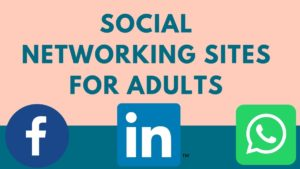 Social Networking Sites For Adults - 2