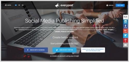 Social media tools - 1