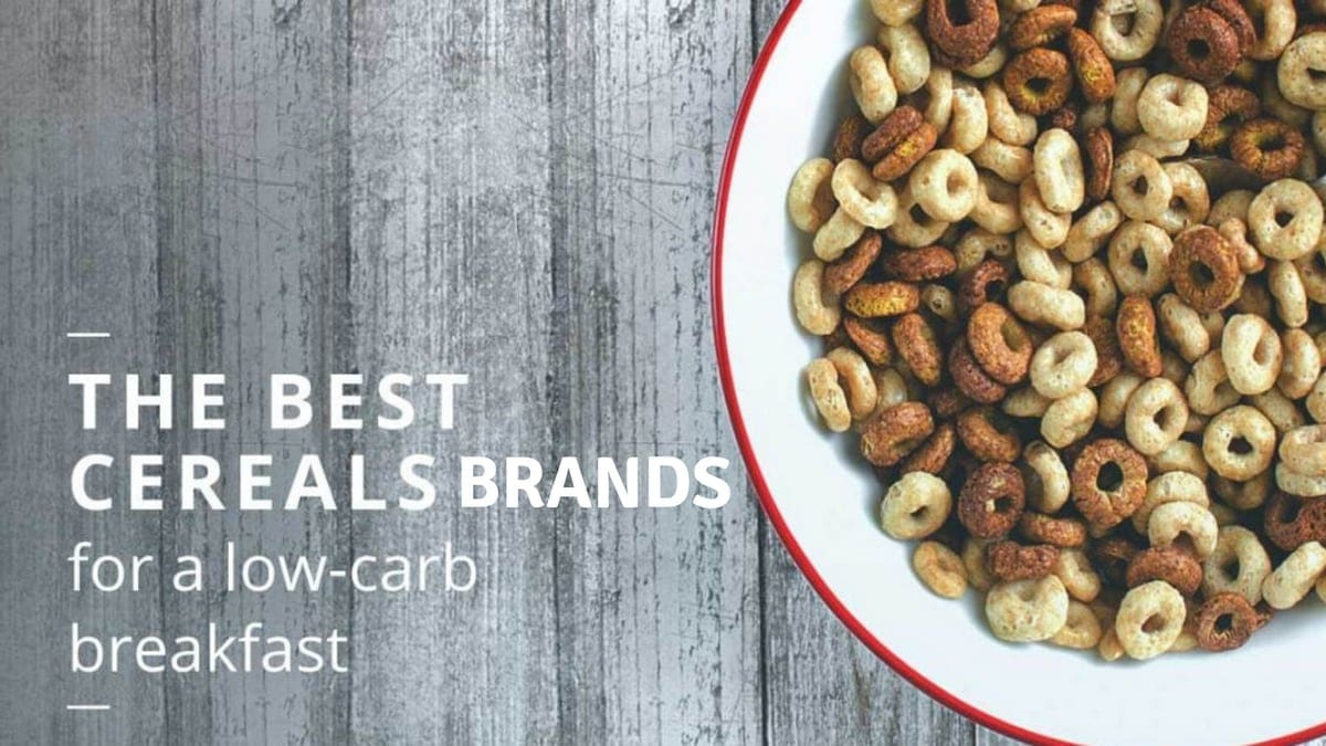 Top Cereal Brands
