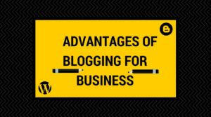 advantages of Blogging - 4