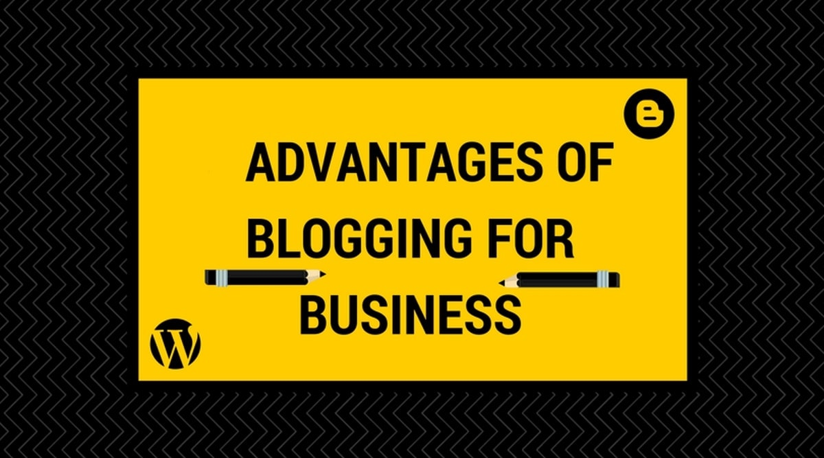 What are The Advantages of Blogging?