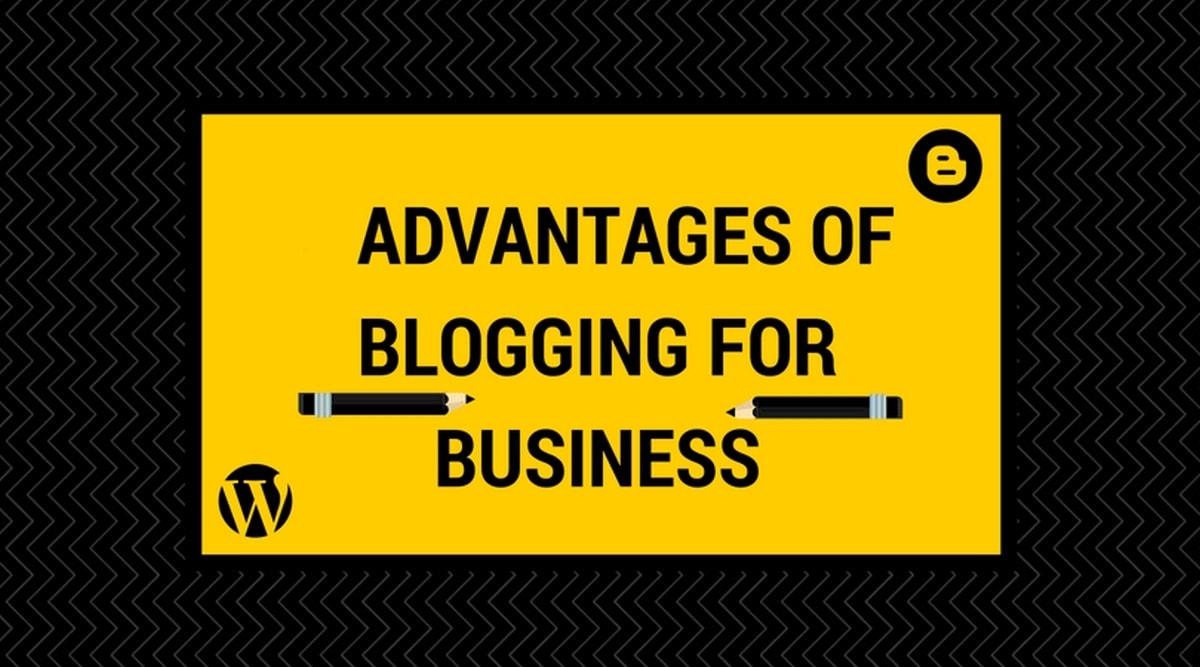 advantages of Blogging - 4