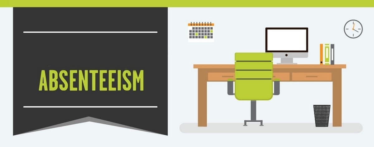 8 Types of Absenteeism and How to Deal With Them