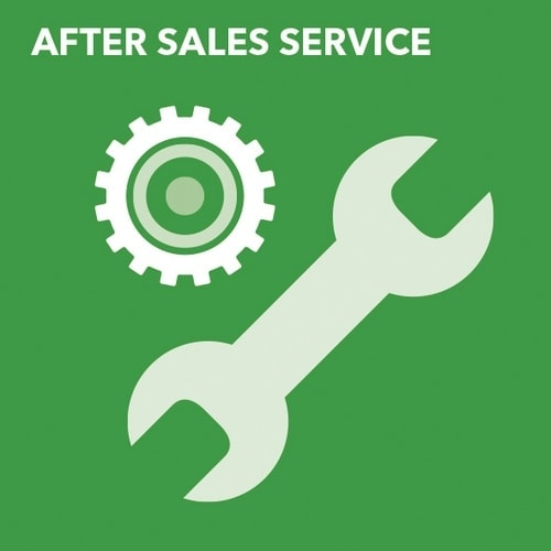 After Sales Service - 2