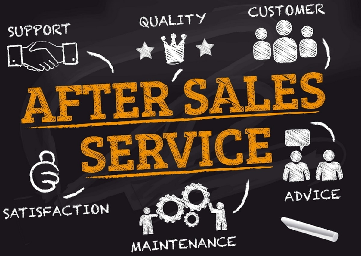 Research paper on after sales service