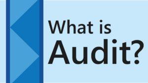 Audits - 3