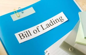 Bill of Lading - 2