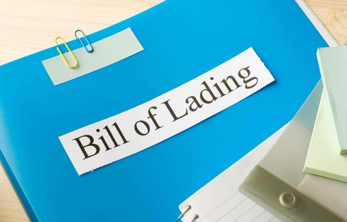13 Types of Bill of Lading