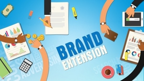 Brand extention - 1