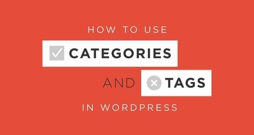 Categories And Tags - 2