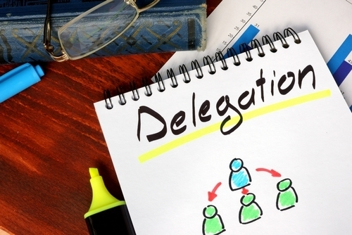Delegate Work To Employees - 1