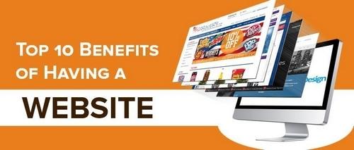 Having a Website - 1