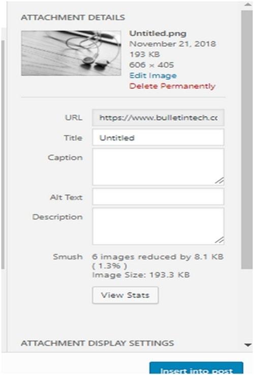 Images to WordPress - 7