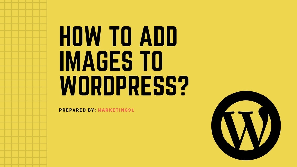 How to Add Images to WordPress?