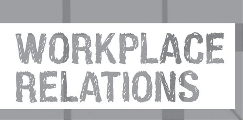 Improve Workplace Relations - 1