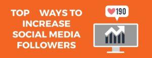 Increase Social Media Followers - 2