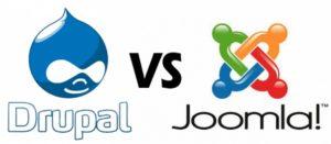 Joomla and Drupal - 3