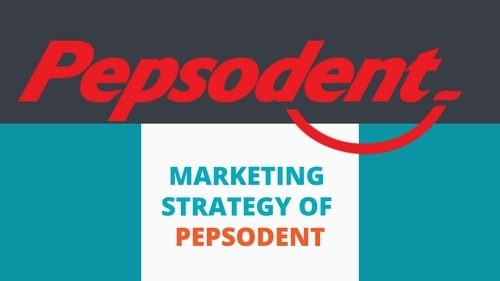 Marketing strategy of Pepsodent - 1