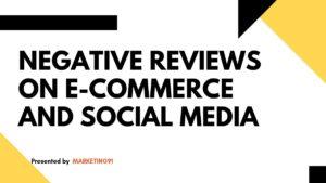 Negative Reviews - 3