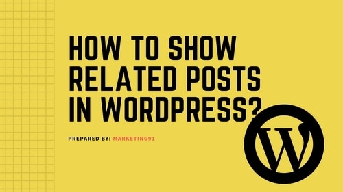 Related Posts in WordPress - 1