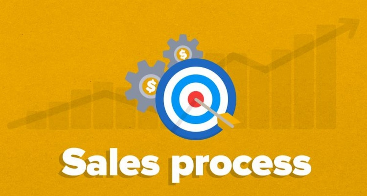 10 Steps of the Sales Process