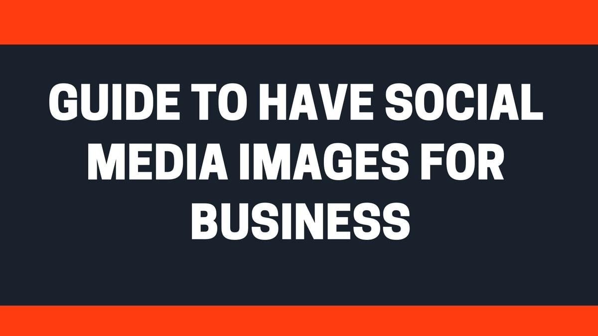 Social Media Images for business - 6