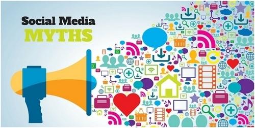 Social Media Marketing Myths - 1
