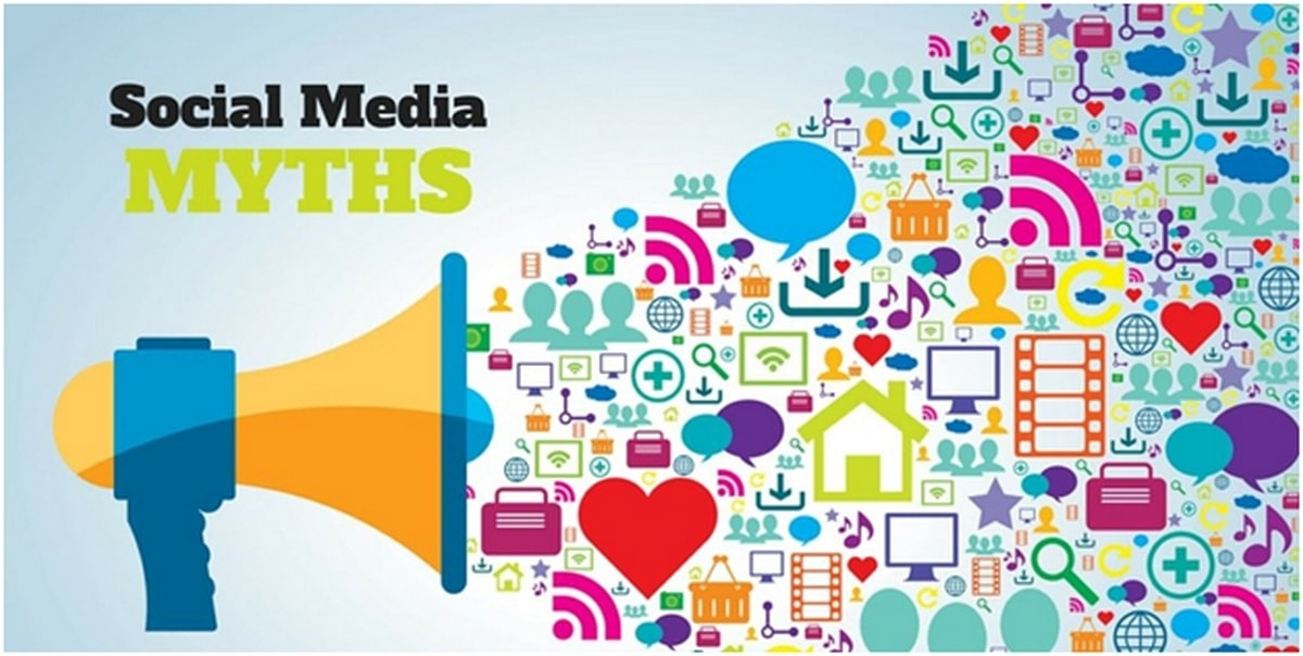 7 Social Media Marketing Myths  that You Need To Ignore