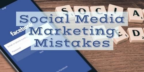 Social Media Mistakes - 2