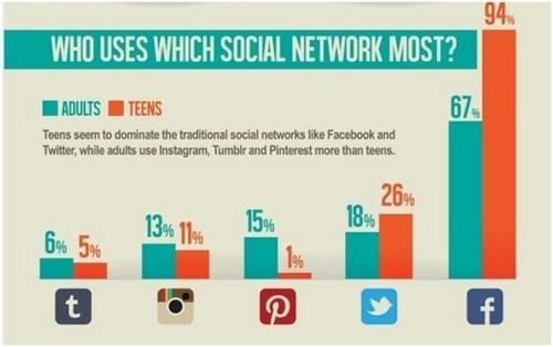 Social Media Target Audience - 1