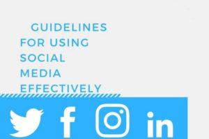 Social media effectively - 2