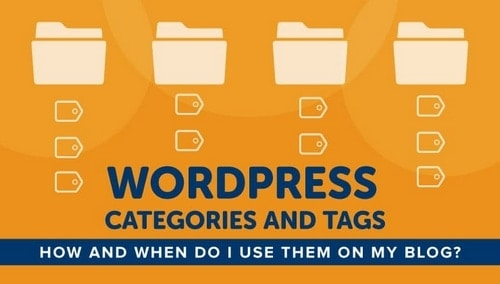Tags and Categories - 1
