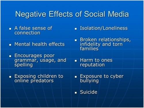 The Impact Of Social Media - 2