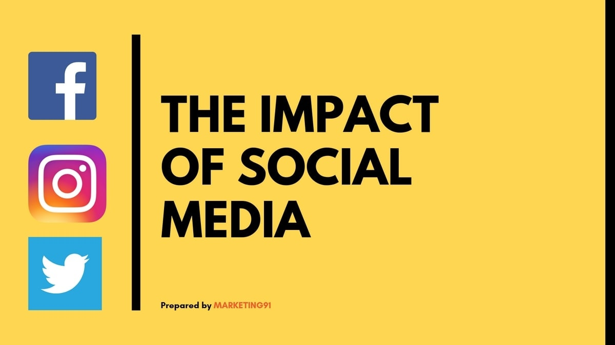 What is the Impact of Social Media on the World?