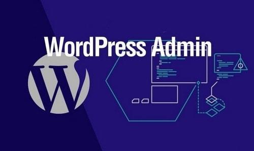 WordPress Admin URL - 1